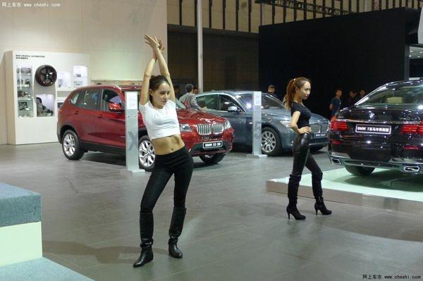 宝马隆重亮相2014年南京五一国际车展