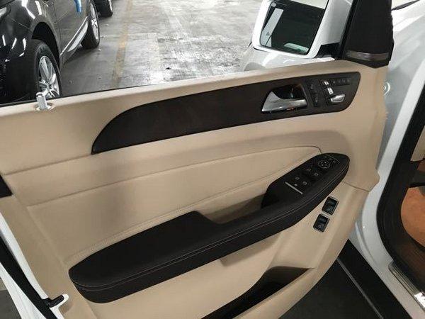 新款奔驰GLS450/63平行进口车现在多少钱-图21