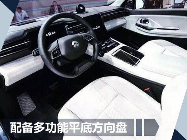 蔚来ES8纯电SUV限量5千售空 开启第二轮预订-图3