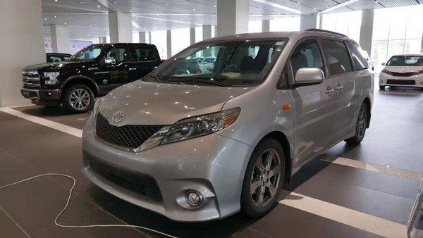 17款丰田塞纳提车零首付 特价改装更舒适-图6