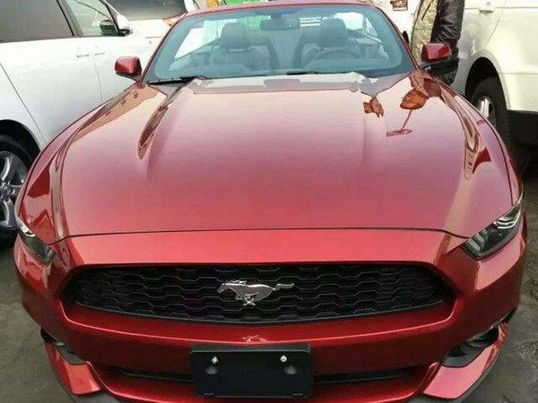 创】近日获悉,新款福特野马原装进口超跑价格,全国最低29万超值高清图片