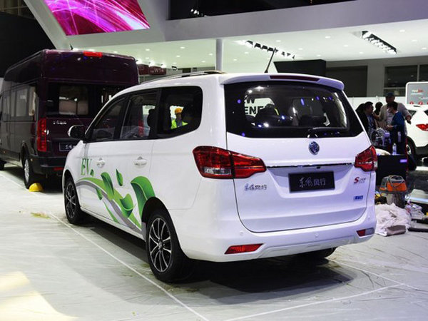 2016北京车展 首发中国SUV/MPV车型汇总-图8