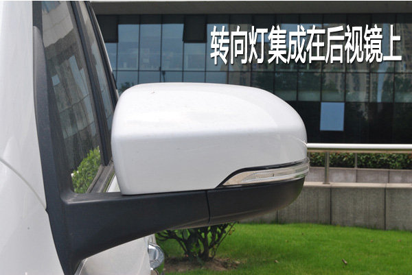 城市7座SUV新选择 全新SWM斯威X3实拍-图9