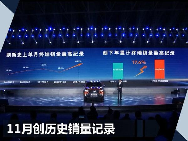周先鹏:T70强势助攻 东风启辰销量同比劲增65%-图2