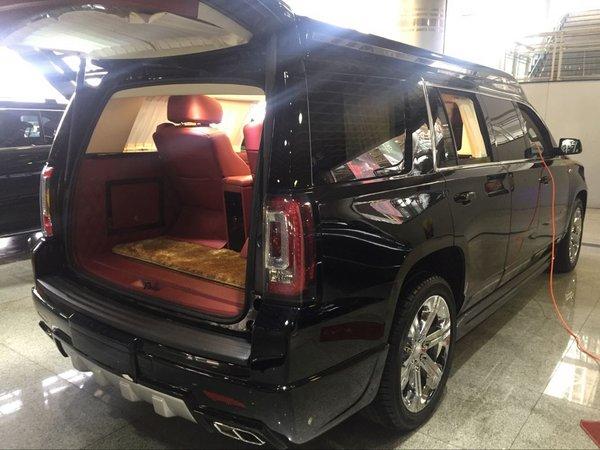 17款GMC商务之星 高配房车升级奢华尽显-图3