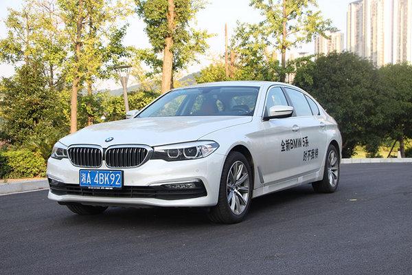 忠于驾驶,全新BMW 528Li试驾-图1