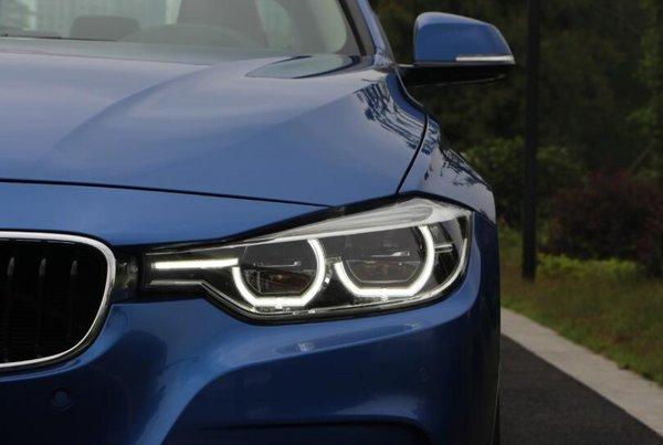 动力就像存款  试驾BMW330LI-图7