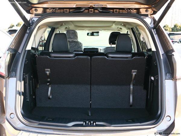25万买大空间高品质SUV  锐界/途观L/昂科威选谁?-图6