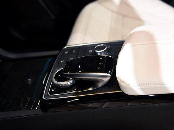 17款奔驰GLS63行情 潮流先驱高性能一哥-图6