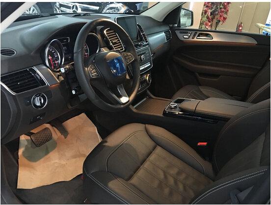 17款奔驰GLE400加规版报价 奔驰GLE霸气-图4