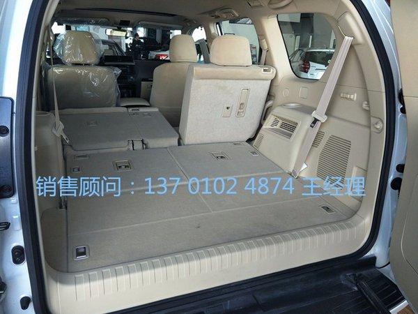 2017款丰田霸道2700报价 现车促销特价-图6