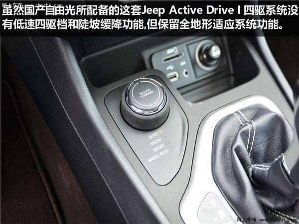 未变 实拍菲克Jeep自由光高清图片