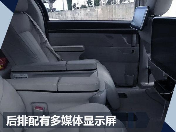 广汽传祺GM8将于11月17日发布 竞争别克GL8-图6