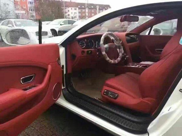 2017款宾利欧陆GT价格 豪车领军者引围观-图11
