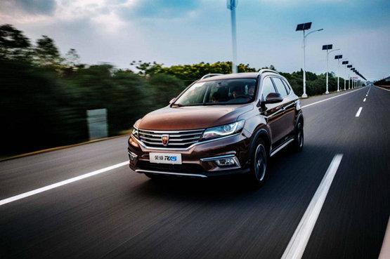 荣威RX5第二月销量1.4万SUV销量增速王高清图片