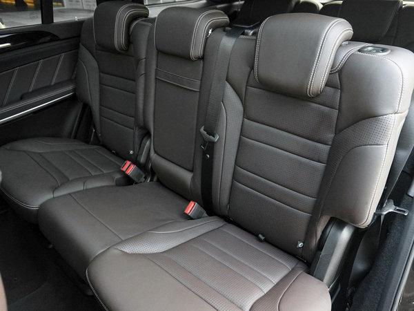 17款奔驰GLS63现车 豪华尊驾优惠享不停-图6