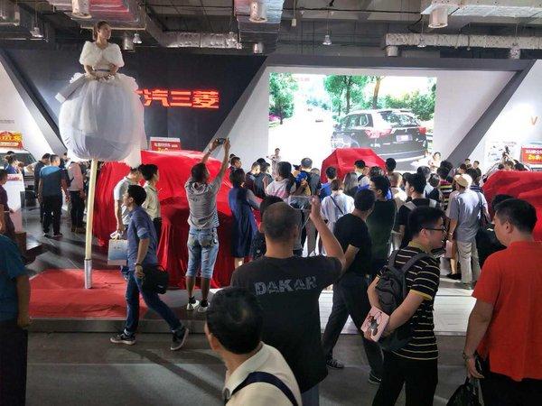 广汽三菱新车上市品鉴会济南站圆满落幕-图8