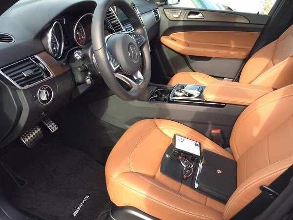 新款奔驰GLE43报价 超强性能完美配置-图5