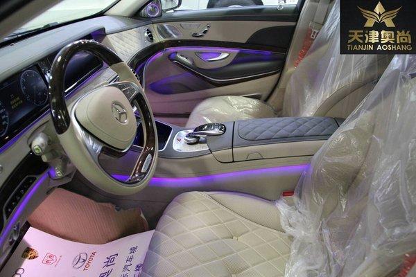 17款迈巴赫S600报价 巴博斯版豪车福利多-图9