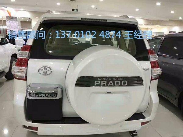 2017款丰田霸道2700报价 现车促销特价-图3