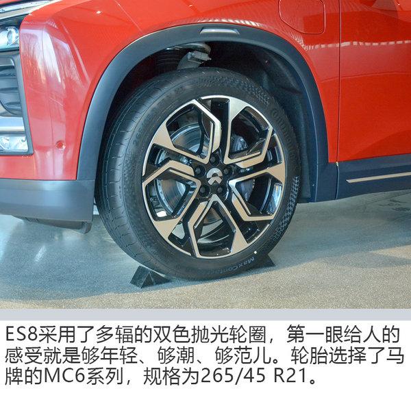 您的7座电动SUV已到账 实拍蔚来ES8-图10