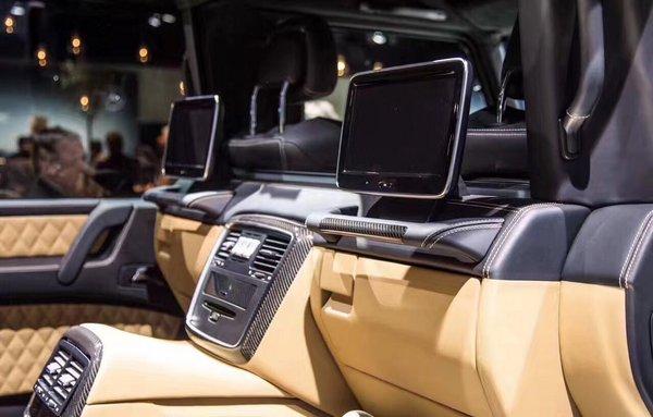 奔驰迈巴赫G650全球99台限量 现车高清拍-图9