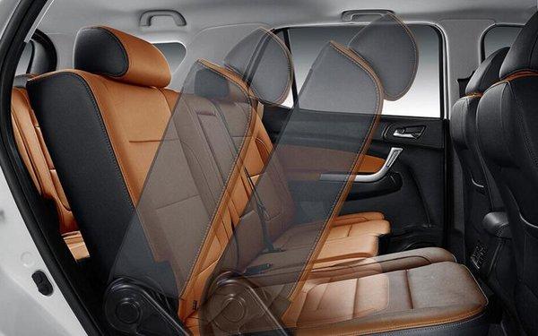 长安CX70配置逆天 带你解读完美安全科技高清图片