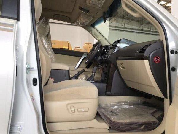 17款丰田霸道2700TXL 限量黎巴嫩版44万-图5