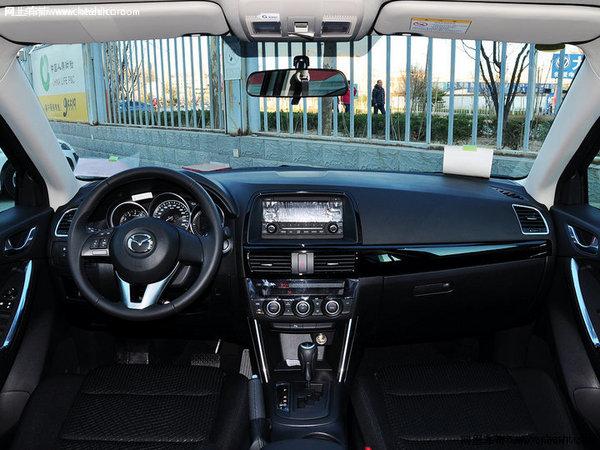 马自达CX-5可优惠高达1.5万 有少量现车-图1