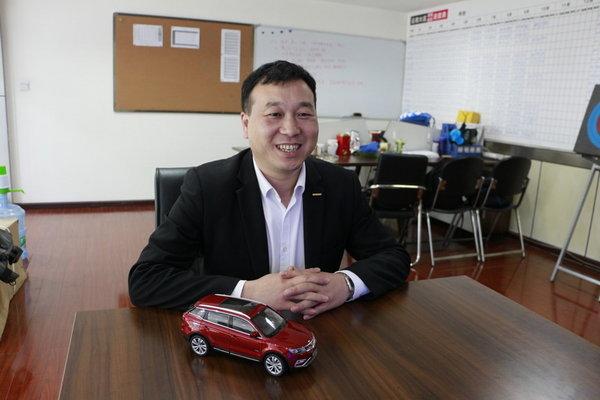 专访吉利汽车西南销售事业部总监王治国-图1