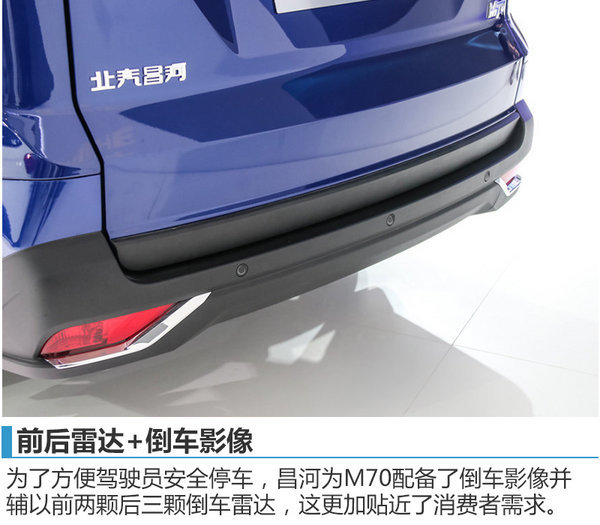昌河MPV-M70正式上市 售价XX起-图5