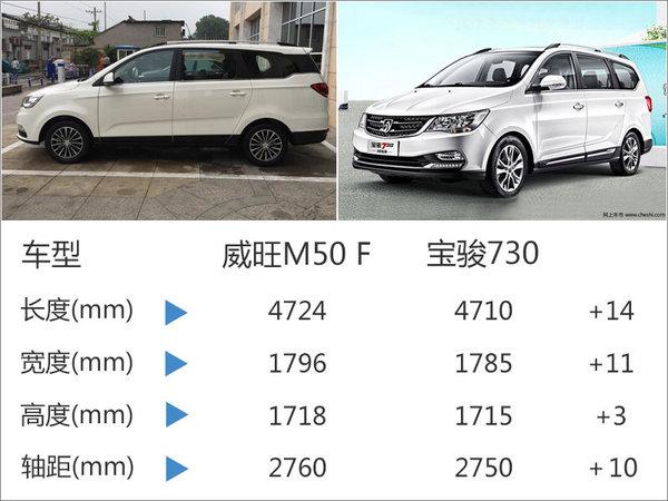 """北汽高端MPV配""""奔驰""""大屏 竞争宝骏730-图3"""