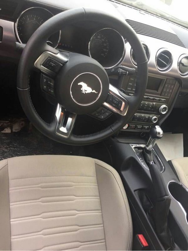2016款福特野马美规版 超跑现车平价热卖高清图片