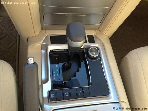 16款丰田酷路泽4000价格 天窗版陆巡现车-图5