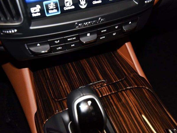 17款玛莎拉蒂莱凡特 3.0T高功率魅力SUV-图4