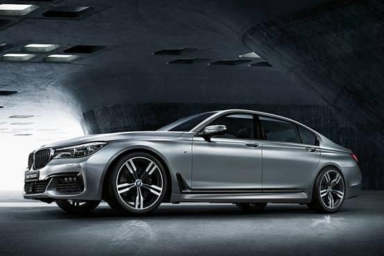 购新BMW 730Li尊享型 享3年6万免费保养-图1