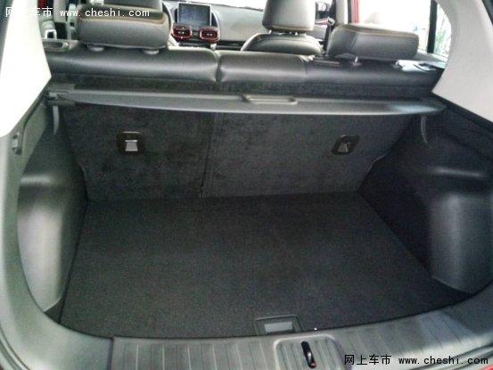 新一款中国品牌小型SUV 风神AX4到店实拍-图12