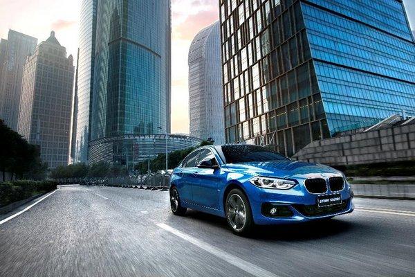 年轻时尚不尬聊 全新BMW 118i运动轿车-图6