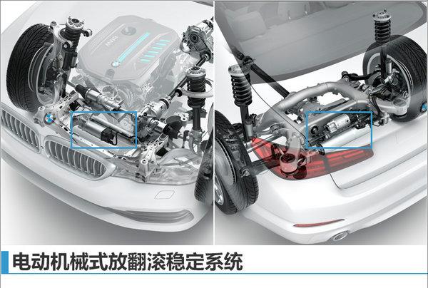 7大亮点解读全新宝马5系 已是高档车之最-图1