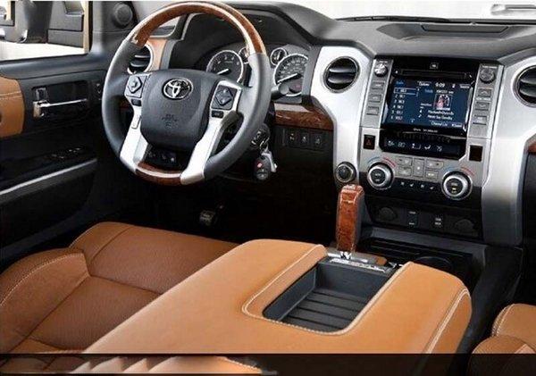 2017款丰田坦途皮卡 精确定位改装显个性-图7