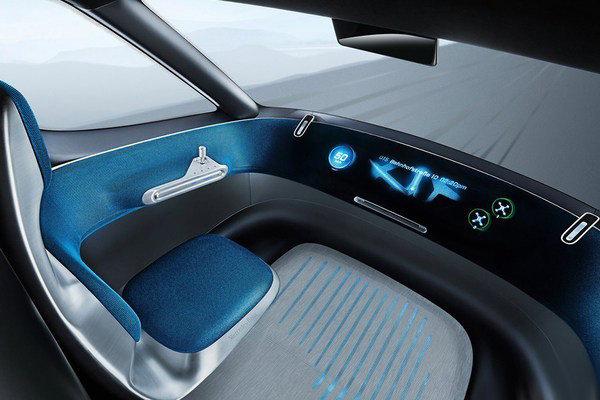 奔驰Vision Van概念车 配无人机送快递-图4