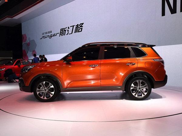 千姿百态总有你想要的 广州车展十大SUV盘点-图3