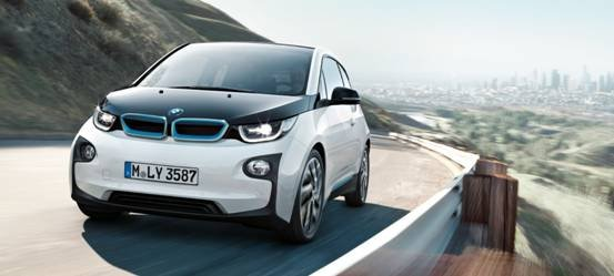 """养车""""0""""负担 购BMW i3享140000元电费-图1"""