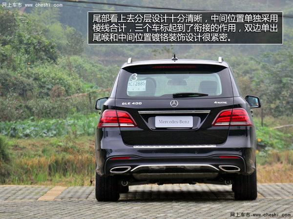全面发展的硬汉 新一代奔驰GLE SUV试驾_奔驰GLE_进口车测试-网上车市