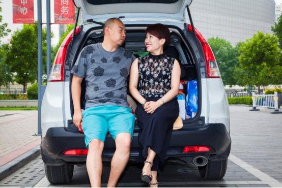 最好的爱情是一路有你 专访CR-V车主李秋莹-图12