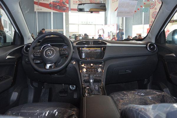 全新MG GS名爵锐腾桂林上市 售9.88万起-图5