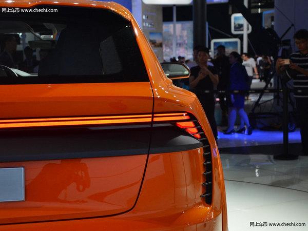 光靠颜值就能征服你 盘点广州车展十大最美车型-图8