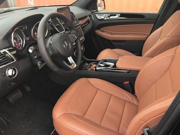 17款奔驰GLS450 全尺寸SUV综合油耗多少-图6