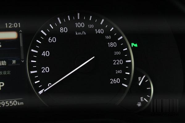 豪门混动 试驾雷克萨斯RX45h四驱尊贵版-图19