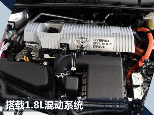 丰田C-HR Hy-Power概念车发布 外观细节换新-图6